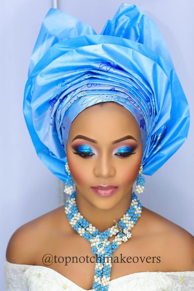 BN Bridal Beauty: Gele with a Twist & Bold Bridal Looks ...