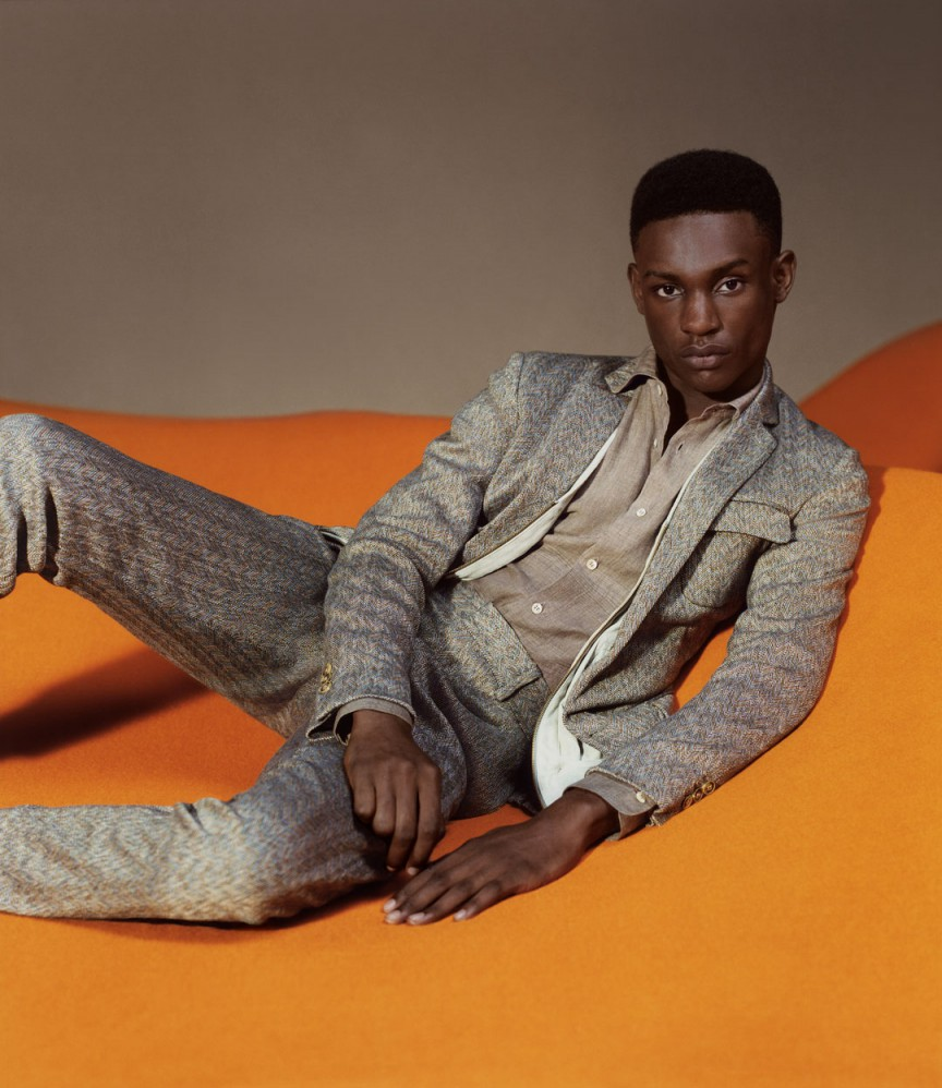 Victor Ndigwe for Missoni Spring Summer 2016 Campaign - BellaNaija - January2016001