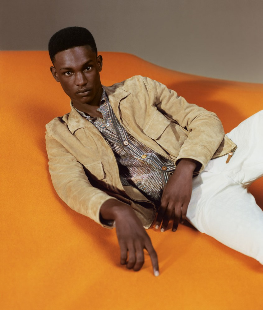 Victor Ndigwe for Missoni Spring Summer 2016 Campaign - BellaNaija - January2016002