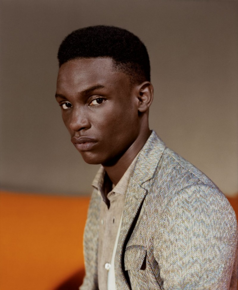 Victor Ndigwe for Missoni Spring Summer 2016 Campaign - BellaNaija - January2016003