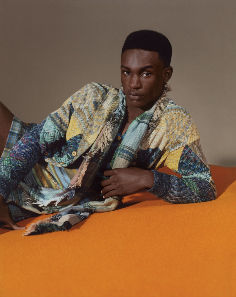 Victor Ndigwe for Missoni Spring Summer 2016 Campaign - BellaNaija - January2016004