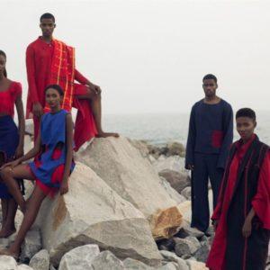 Vogue Talents Lost In Colour Fashion Editorial - BellaNaija - Januray2016009