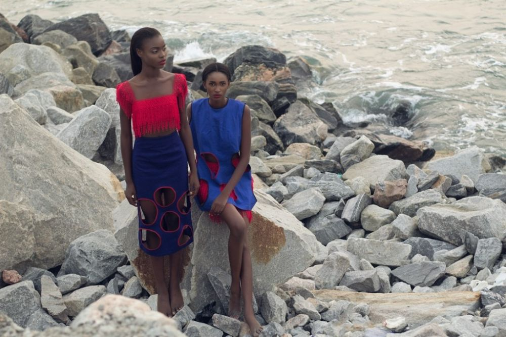 Vogue Talents Lost In Colour Fashion Editorial - BellaNaija - Januray2016013
