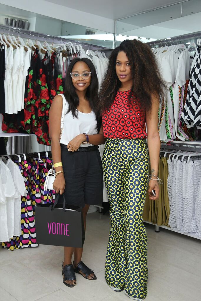 Vonne Flagship Store Launch - BellaNaija - January 20160016