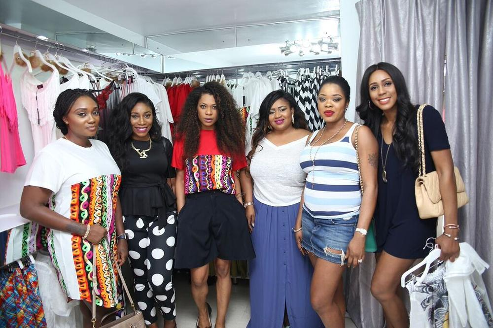 Vonne Flagship Store Launch - BellaNaija - January 20160019