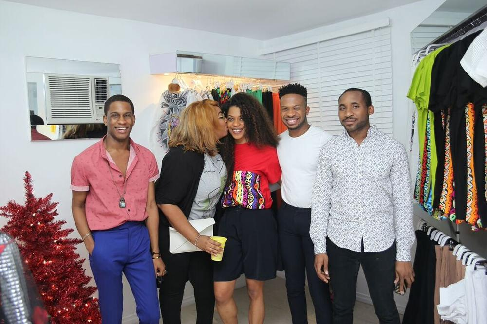 Vonne Flagship Store Launch - BellaNaija - January 20160023