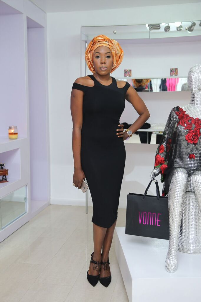 Vonne Flagship Store Launch - BellaNaija - January 2016008
