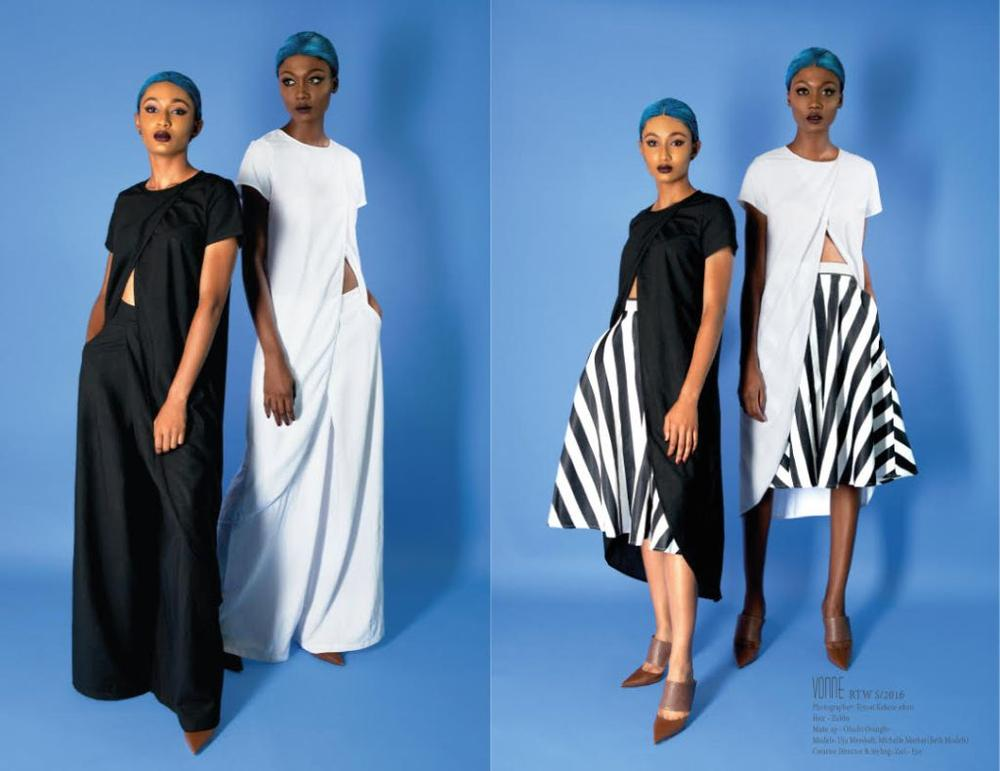 Vonne Spring Summer 2016 Collection Lookbook - BellaNaija - January2016