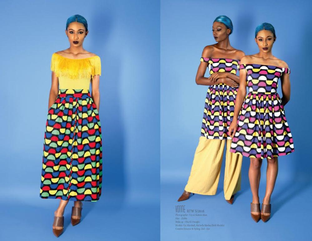 Vonne Spring Summer 2016 Collection Lookbook - BellaNaija - January2016005