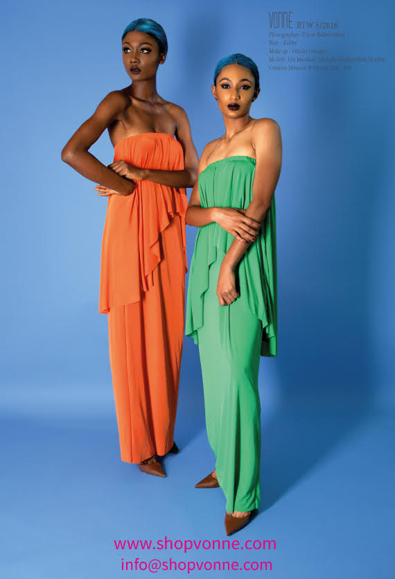 Vonne Spring Summer 2016 Collection Lookbook - BellaNaija - January2016006