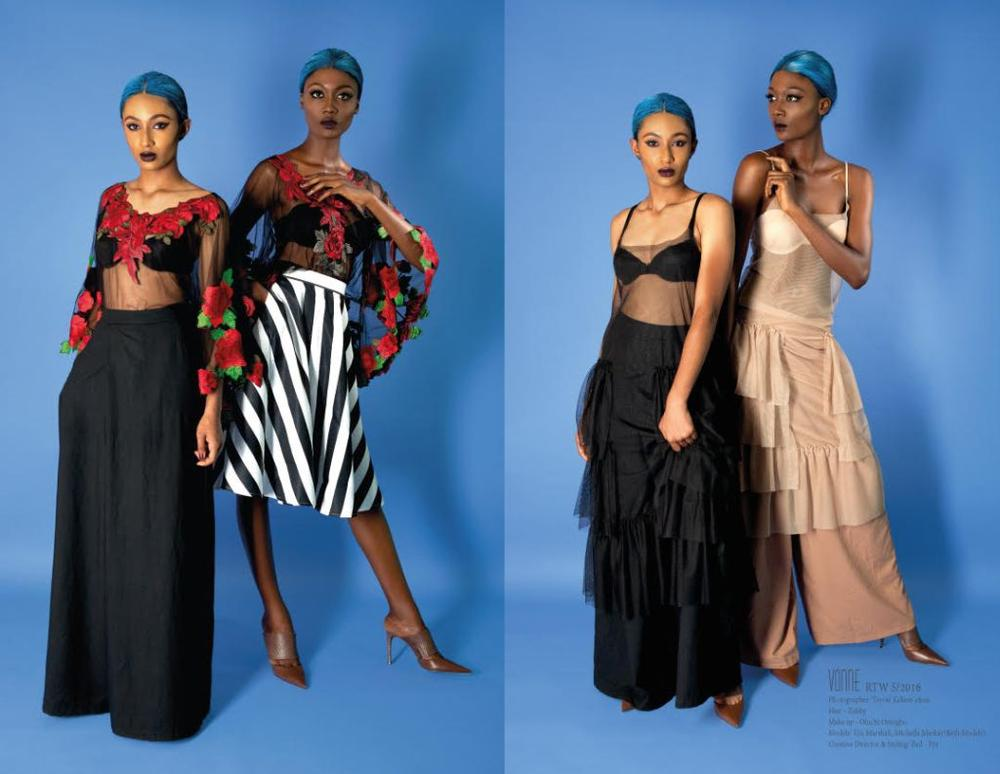 Vonne Spring Summer 2016 Collection Lookbook - BellaNaija - January2016007