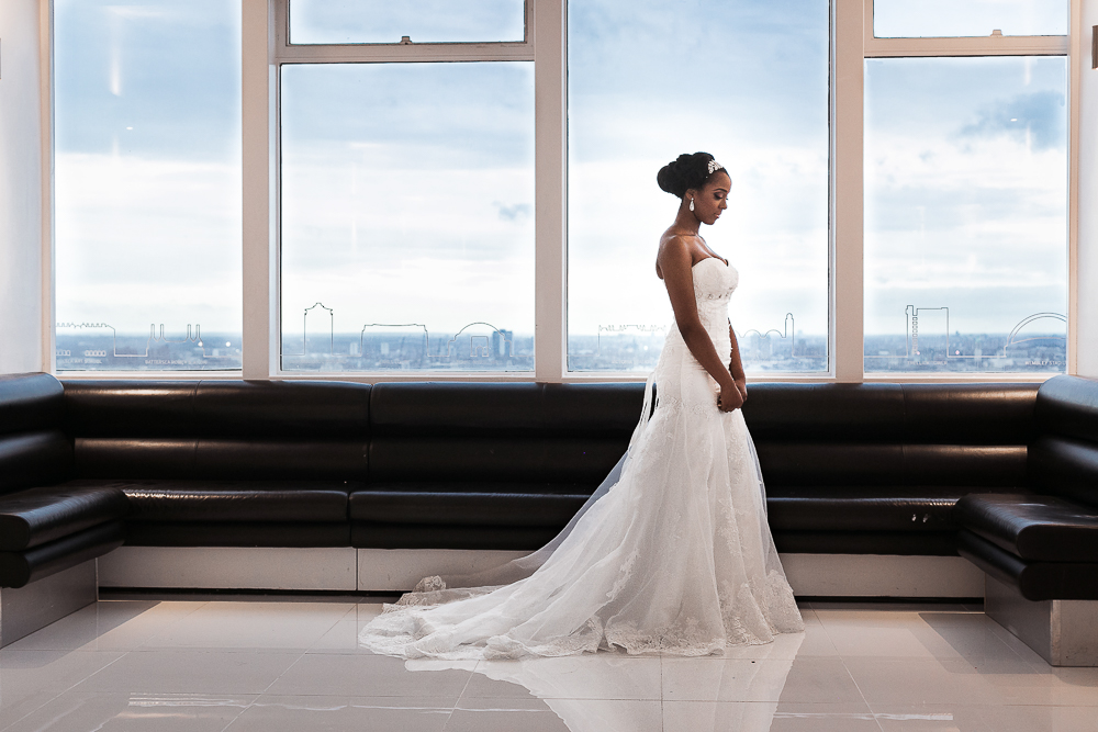 Wedding Photography at Altitude 360 London - Beatrici Photography-39