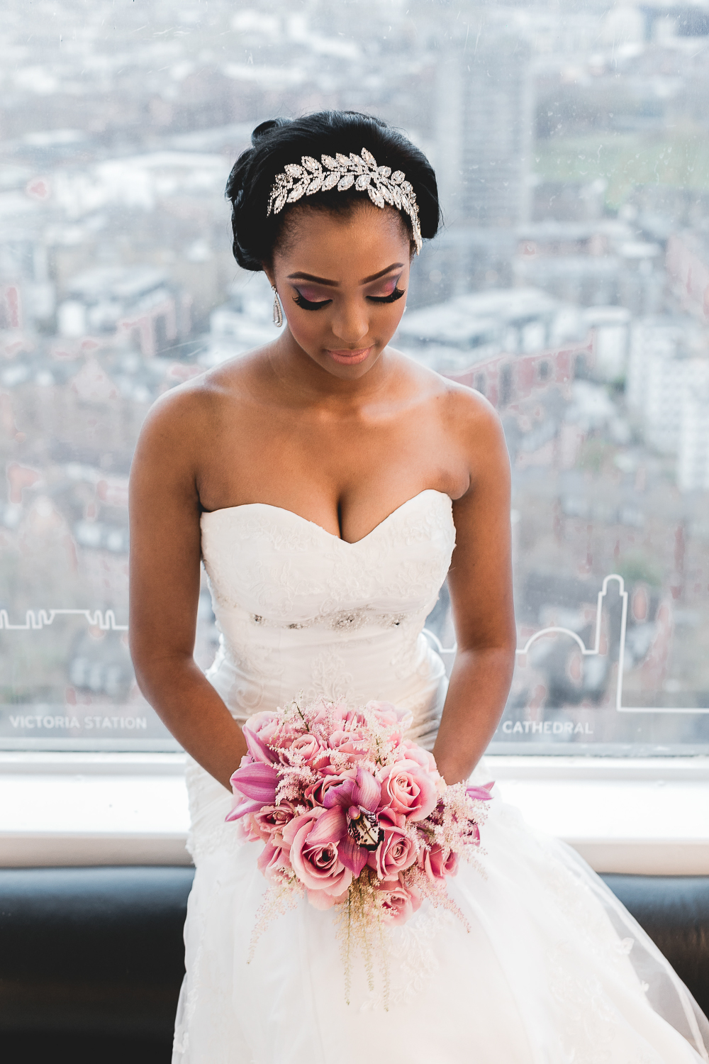 Wedding Photography at Altitude 360 London - Beatrici Photography-46