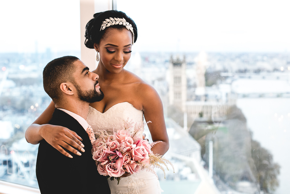 Wedding Photography at Altitude 360 London - Beatrici Photography-56