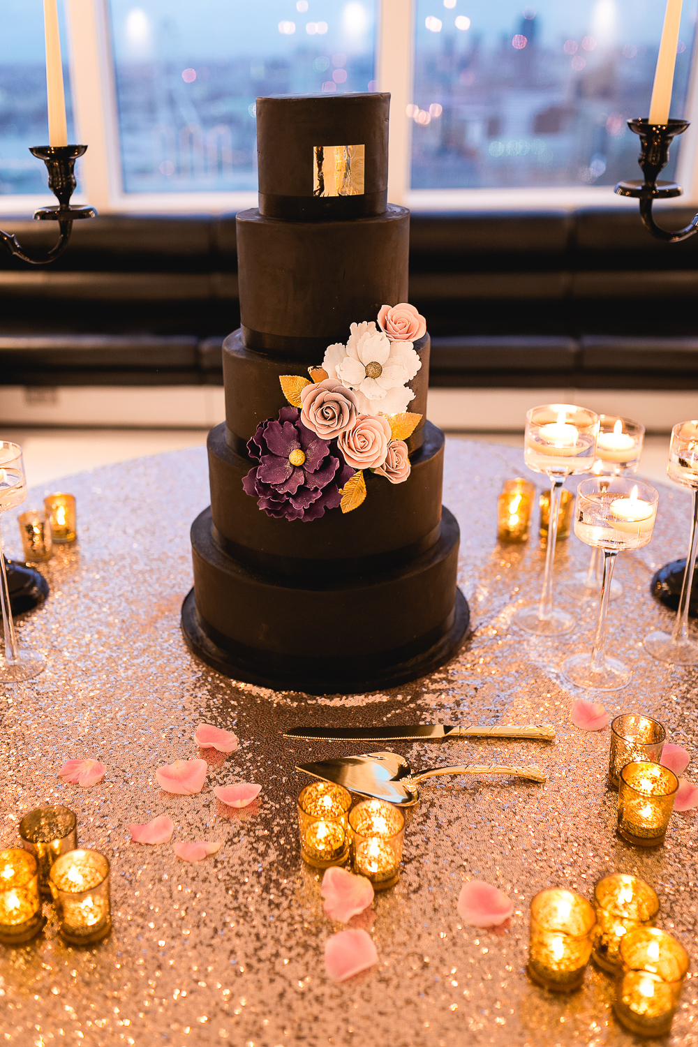 Wedding Photography at Altitude 360 London - Beatrici Photography-83