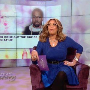 Wendy Williams, Kanye West, Wiz Khalifa, Amber Rose