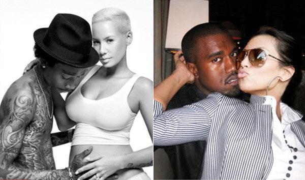 Kanye West & Wiz Khalifa battle on Twitter…