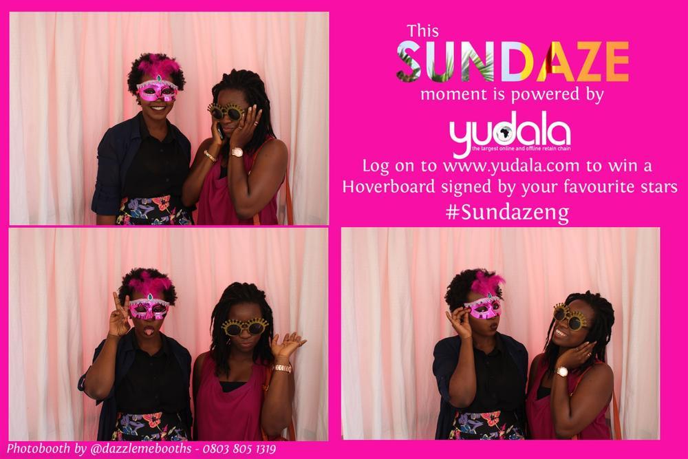 YUDALA Sundaze Photobooth 1ClApSuA