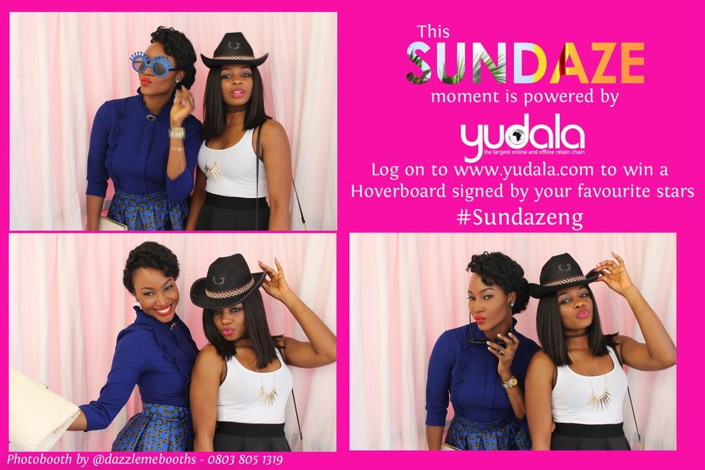 YUDALA Sundaze Photobooth 1ClArcWA