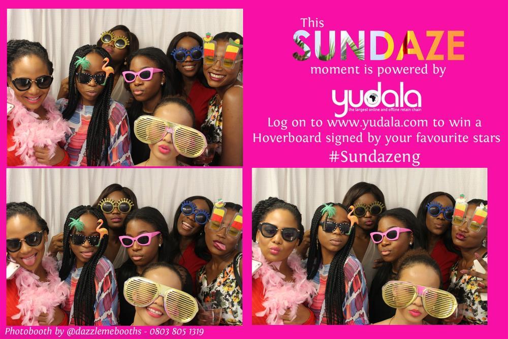 YUDALA Sundaze Photobooth 1ClAsNWA