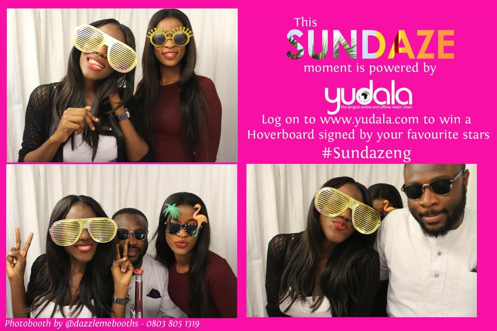 YUDALA Sundaze Photobooth 1ClAusGA