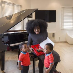 Ty Bello with Chris & Chris