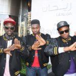 remy martin danceoff winners at AL ghuria hotel