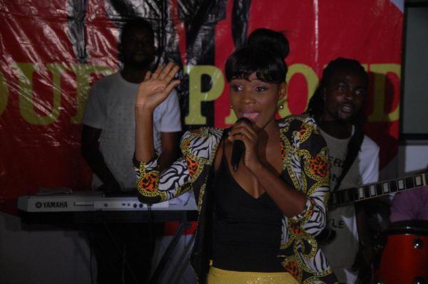 12 Tomi Odunsi of Tinsel performs with LoudNProudLive 'One Sound' band at LoudNProudLive 5th Anniversary Edition tagged Music Reflections & Urban Chic