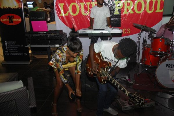 15 In the spirit Tomi Odunsi gives an electrified set at LoudNProudLive 5th Anniversary tagged Music Reflections & Urban Chic
