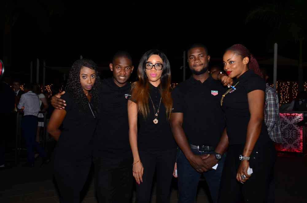 TagHeuer Nigeria Team