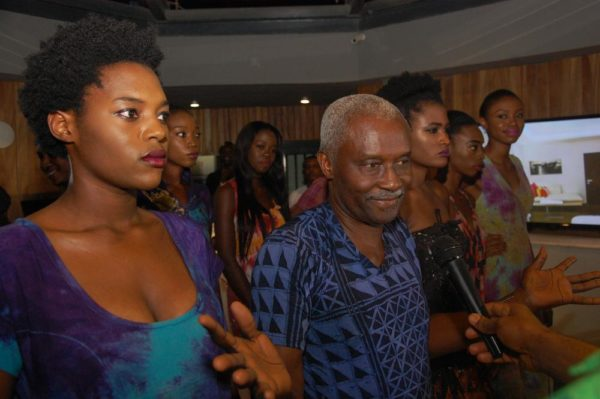 28 Hot models with veteran designer Jimi King at LoudNProudLive 5th Anniversary Edition tagged Music Reflections & Urban Chic