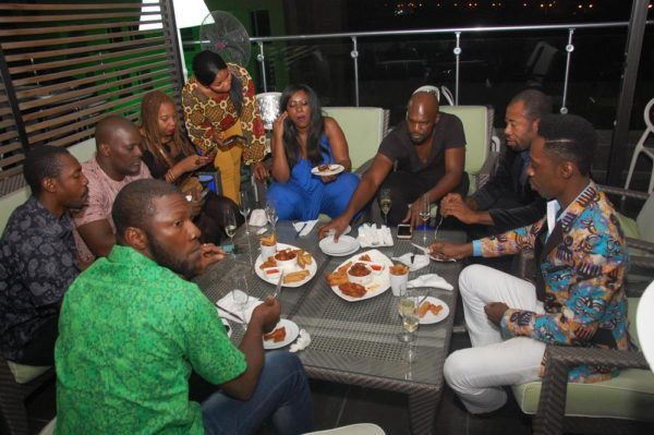 44 Celebrations continue with Champagne and small chops at LoudNProudLive 5th Anniversary Edition tagged Music Reflections & Urban Chic