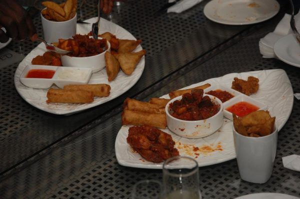 45 Yum Yum small chops at LoudNProudLive 5th Anniversary Edition tagged Music Reflections & Urban Chic