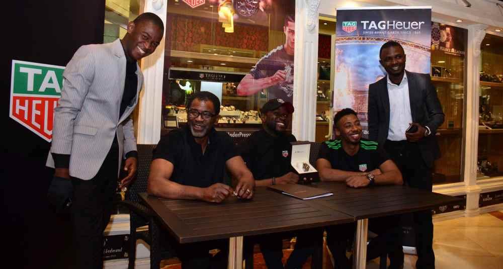 David Osadolor, Deremi Ajidahun, DJ Obi, Sezno Benson, Kunle Agboola