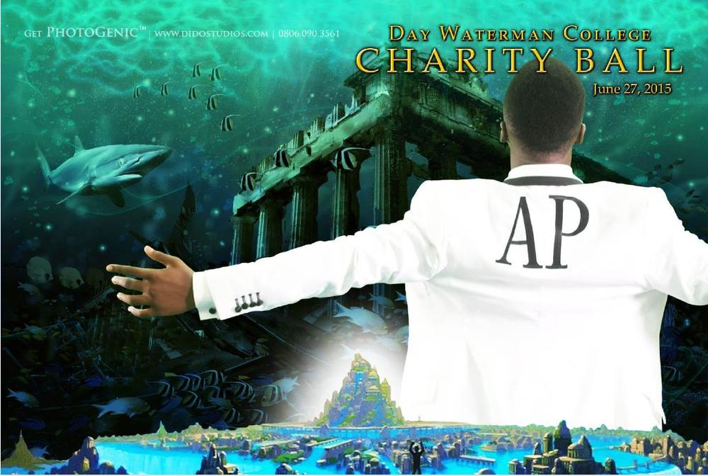 """Atlantis Themed"" School Party by PhotoGenic GreenScreen. Guest enjoying the underwater world"