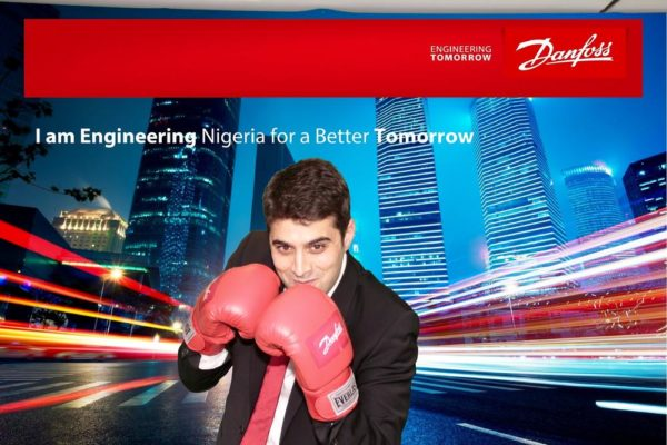 PhotoGenic GreenScreen at Danfoss Nigeria Brand Launch. Guests Immersed in the Brand Experience