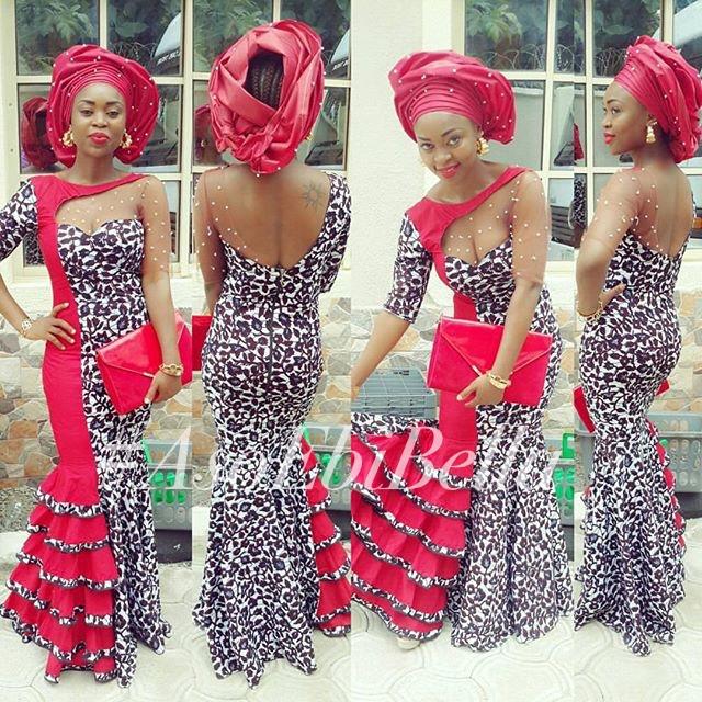 @ajanigosimeon, outfit by @madeinlaluba