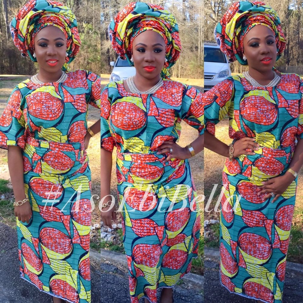 @makeupbyjaytee, Ankara Fabric by @Lamirs_closet