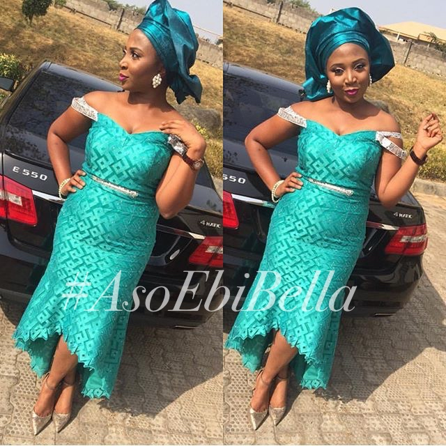 @toni.esu, makeup by her, fabric by @asoebi_etal, dress by @kechiebychelsy