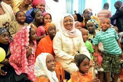 Aisha Buhari 2