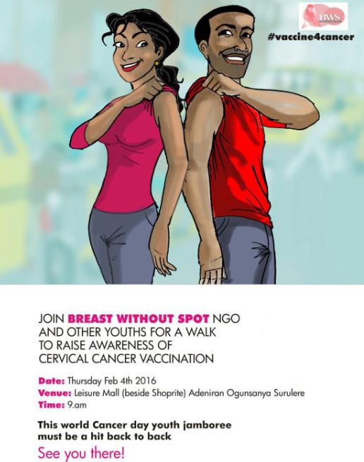 BWS World Cancer Day Event