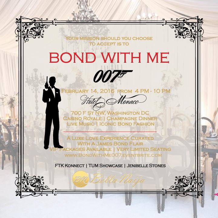 Bond with Me