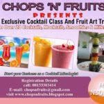 CHOPS 'N' FRUITS