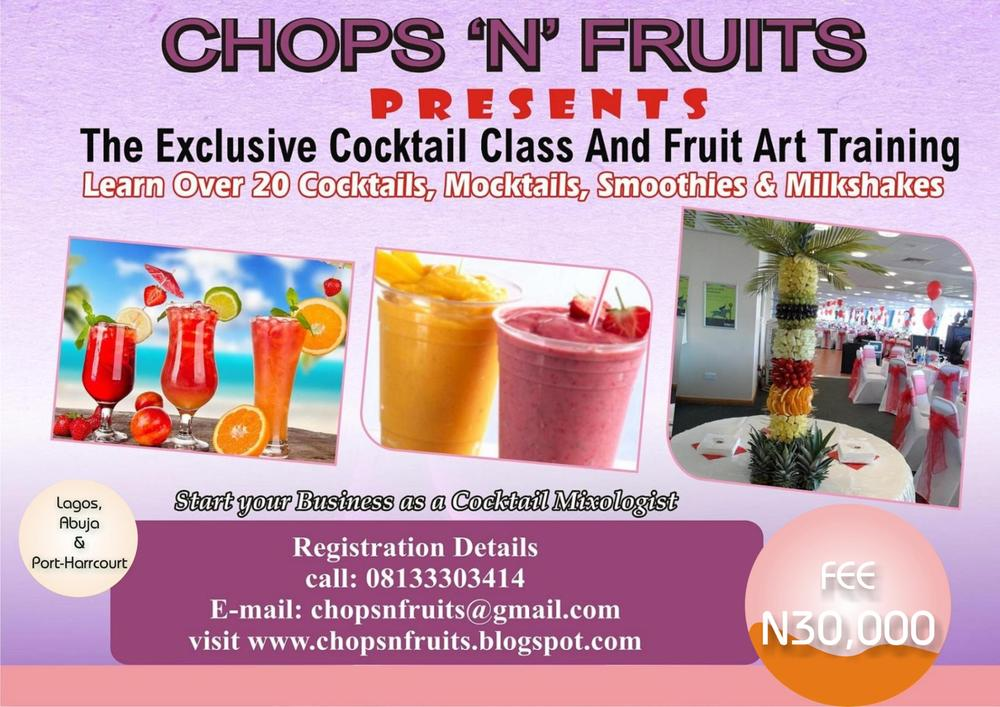 CHOPS 'N' FRUITS