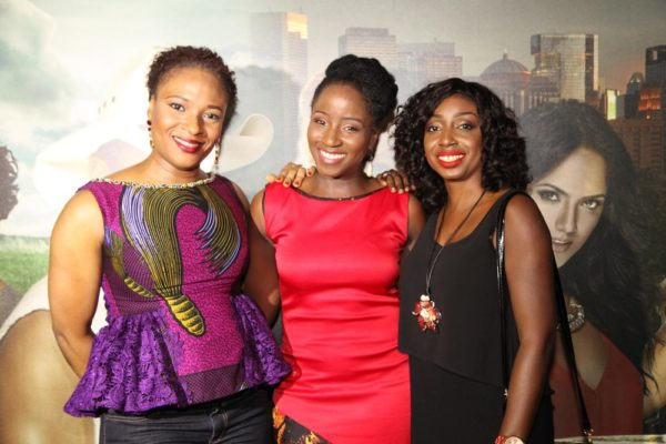 Chioma Afe, Aderonke Adebanjo & Efe Obiomah