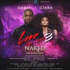 Darey and Ciara_Love Like a Movie