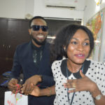 D'banj hand delivers phones for SLOT_Valentines_February 2016_DSC3
