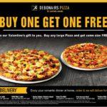 Deboniars pizza valentine curved X3