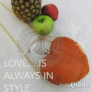 Didi Isah LOVE CLUTCH INSTAQUOTE 1