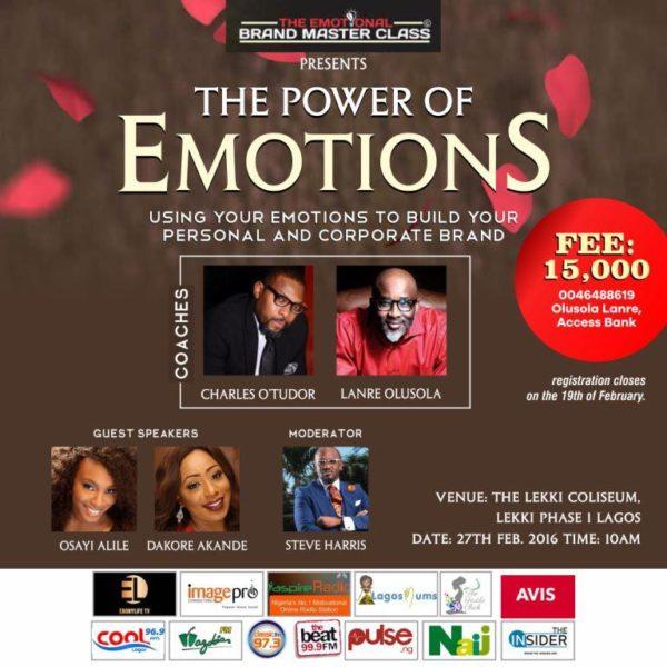 Emotional Brand Masterclass